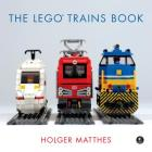 The LEGO Trains Book Cover Image