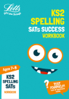 Letts KS2 Revision Success – KS2 English Spelling Age 7-9 SATs Practice Workbook Cover Image