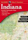 Indiana Atlas & Gazetteer Cover Image