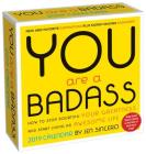 You Are a Badass 2019 Day-to-Day Calendar Cover Image