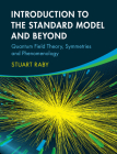 Introduction to the Standard Model and Beyond: Quantum Field Theory, Symmetries and Phenomenology Cover Image