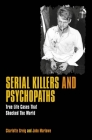 Serial Killers & Psychopaths: True Life Cases That Shocked the World Cover Image