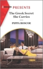 The Greek Secret She Carries: An Uplifting International Romance Cover Image