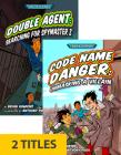 Agent Danger (Set of 2) Cover Image