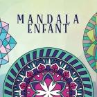 Mandala enfant: Livre de coloriage pour enfants avec des mandalas amusants, faciles et relaxants pour les garçons, les filles et les d Cover Image