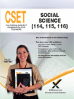2017 Cset Social Science (114, 115, 116) Cover Image
