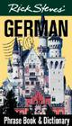 Rick Steves' German Phrase Book and Dictionary Cover Image