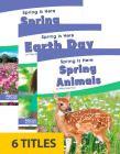 Spring Is Here (Set of 6) Cover Image
