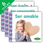 Nuestra Personalidad (Character Education) (Spanish Version) (Set) Cover Image