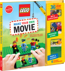 Lego Make Your Own Movie: 100% Official Lego Guide to Stop-Motion Animation Cover Image