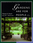 Gardens Are For People, Third edition Cover Image