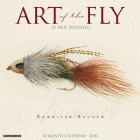 Art of the Fly 2020 Wall Calendar Cover Image