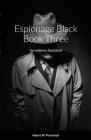 Espionage Black Book: Surveillance Explained Cover Image