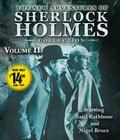 The New Adventures of Sherlock Holmes Collection Volume Two Cover Image