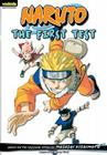 Naruto: Chapter Book, Vol. 10: The First Test Cover Image