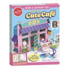 Mini Clay World Cute Café Cover Image