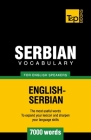 Serbian vocabulary for English speakers - 7000 words Cover Image
