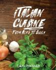 Italian Cuisine: From Alps to Sicily Cover Image