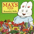 Max's Toys (Max and Ruby) Cover Image