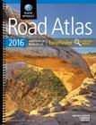 Easyfinder Midsize Road Atlas: DRAM Cover Image