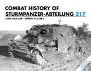 Combat History of Sturmpanzer-Abteilung 217 Cover Image