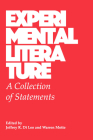 Experimental Literature: A Collection of Statements Cover Image