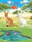 Color Animales Lindos - Libro Para Colorear Para Niños De 4 A 8 Años: Más De 100 Páginas Para Colorear De Animales Súper Lindos De Todo Tipo Cover Image