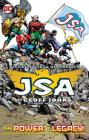 JSA by Geoff Johns Book Three Cover Image