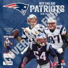 New England Patriots 2019 12x12 Team Wall Calendar Cover Image