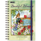 Bountiful Blessings(tm) 2021 Spiral Engagement Planner Cover Image