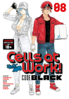 Cells at Work! CODE BLACK 8 Cover Image