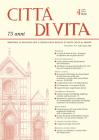 Città Di Vita - A. LXXV, N. 4, Luglio-Agosto 2020: Bimestrale Di Religione Arte E Scienza Della Basilica Di Santa Croce in Firenze Cover Image