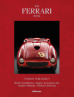 The Ferrari Book: Passion for Design Cover Image