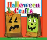 Halloween Crafts (Holiday Crafts) Cover Image