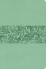 NVI Biblia para Regalos y Premios, azul turquesa símil piel Cover Image