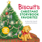 Biscuit's Christmas Storybook Favorites: Includes 9 Stories Plus Stickers! Cover Image