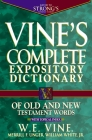 Vine's Complete Expository Dictionary of Old and New Testament Words: Super Value Edition Cover Image