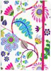Fantasy Floral Journal Cover Image