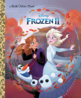 Frozen 2 Little Golden Book (Disney Frozen) Cover Image