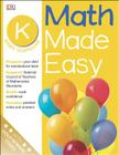 Math Made Easy: Kindergarten Cover Image
