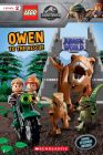 Owen to the Rescue (LEGO Jurassic World: Reader with Stickers) Cover Image