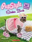 Pupstyle Sticker Book Cover Image