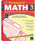 Singapore Math, Grade 4 Cover Image