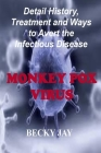 Monkey Pox Virus: Detail History, Treatment and Ways To Avert The Infectious Disease Cover Image