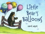 Little Bear's Balloons Cover Image