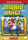 Mario and Luigi: Super Mario Bros Heroes Cover Image