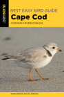 Best Easy Bird Guide Cape Cod: A Field Guide to the Birds of Cape Cod (Birding) Cover Image