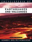 Encyclopedia of Earthquakes and Volcanoes (Science Encyclopedia) Cover Image