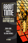 About Time 9: The Unauthorized Guide to Doctor Who (Series 4, the 2009 Specials) Cover Image
