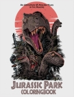 Jurassic Park Coloring Book: Lovely Gift for Kid, Toddler, Children and Fans of Jurassic Park with High Quality Illustration Images - A4 Size (8.5 Cover Image